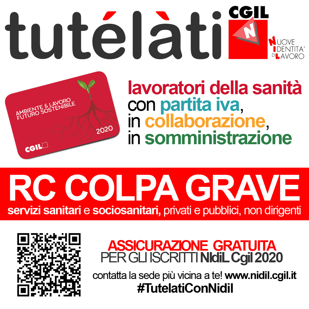 Polizza RC Sanitaria 2020 Post Social